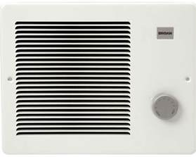broan 174 white painted grille wall heater home air