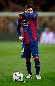 Lionel Messi Photos - FC Barcelona v Paris Saint-Germain ...