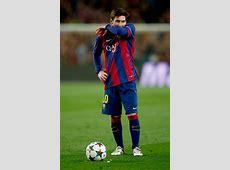 Lionel Messi Photos FC Barcelona v Paris SaintGermain