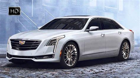 2016 Cadillac Ct6 Luxury Sedan Exterior Design Hd Youtube