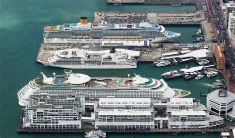 Auckland Cruise Port Guide - CruisePortWiki.com