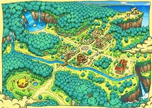 pokemon village makes me sad