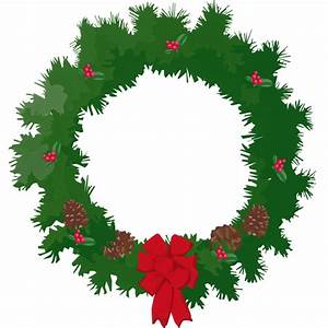 A Christmas Wreath by TheStockWarehouse on DeviantArt