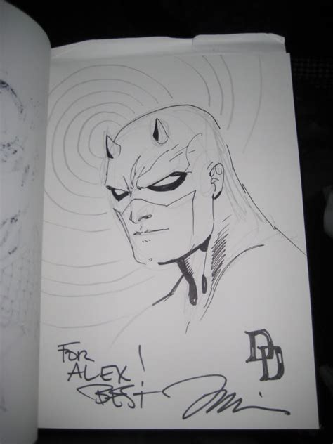 daredevil  man  fear sketches jimleesubmittedbyalexchung