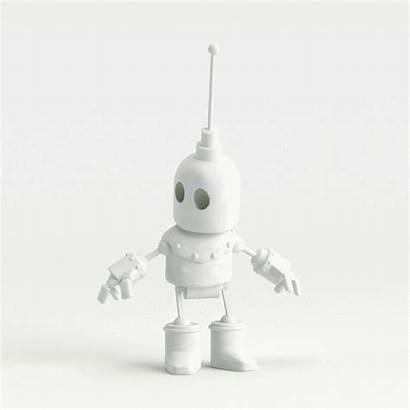 Robot Explorador Domestika
