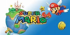 Super Mario 64 Nintendo 64 Jeux Nintendo