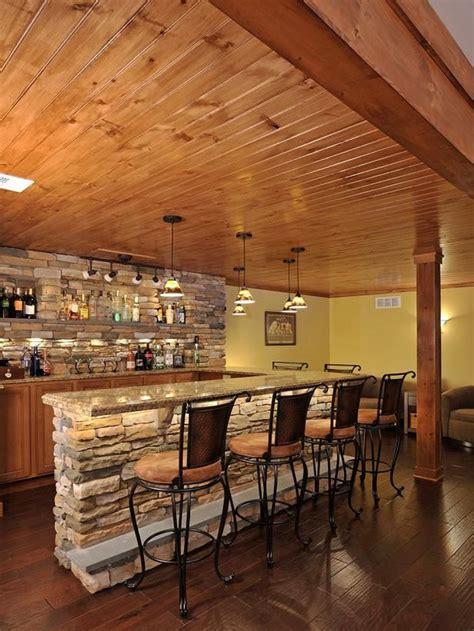 Basement Bar Design by Basement Bar Designs On Basement Bars Home