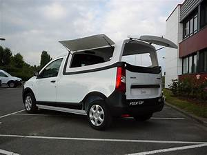Dacia Pick Up 4x4 : masina service piese dacia dokker pick up ~ Gottalentnigeria.com Avis de Voitures