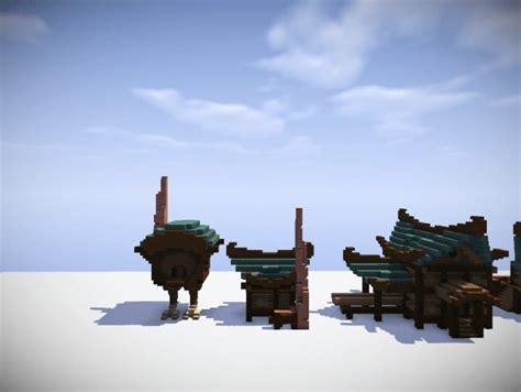 swamp houses building bundle minecraft building