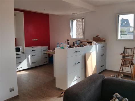 fabriquer plan de travail cuisine montage de notre cuisine ikea metod notre maison rt2012