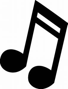 White Music Note Png | Clipart Panda - Free Clipart Images