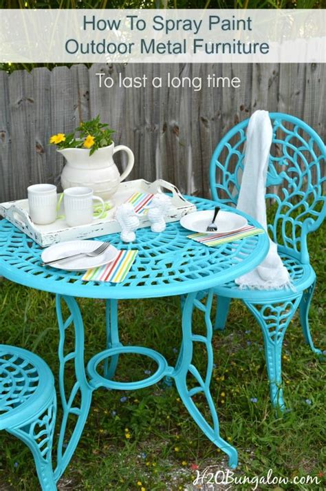 25 best ideas about painting metal furniture on