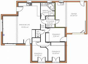previsions de maisons a contruire en loire atlantique 44 With plan de maison 100m2 8 projets immobiliers loire atlantique 44
