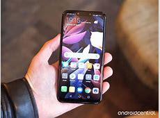 Huawei Mate 20 lite with a big screen Full Phone