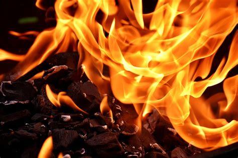 fire flame carbon  photo  pixabay