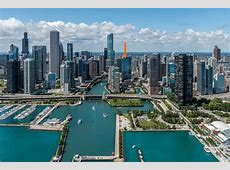 The stellar location of Streeterville's newest apartments
