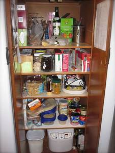 17 best ideas about deep pantry organization on pinterest With organizing free cluttered kitchen atorage ideas