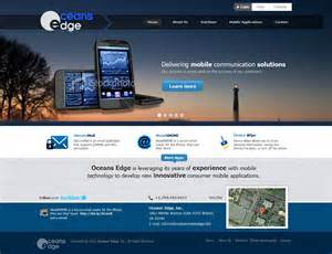 web page designer web page design contests web page design needed for company oceans edge inc design no 41