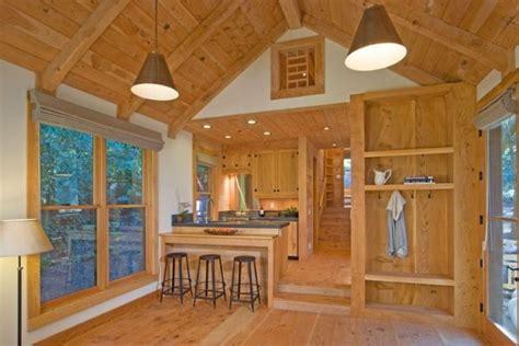 sq ft cabin built  reclaimed barn wood