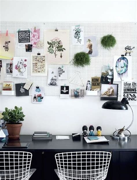 creative home office wall storage ideas shelterness