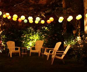 Wonderful patio and deck lighting ideas for summer for Image outdoor string lights patio ideas