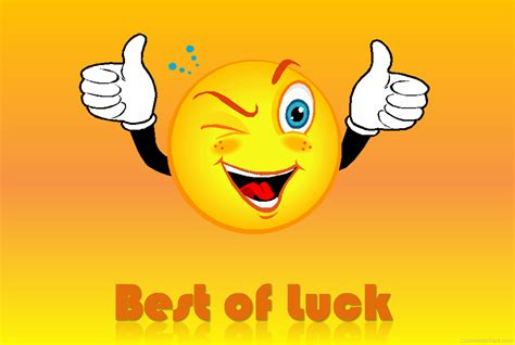 Best Of Luck Comments, Pictures, Graphics For Facebook