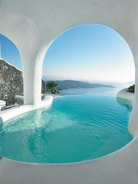 My Dream Destination Dana Villas In Santorini Greece