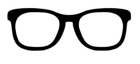 Templates Nerd by Nerd Glasses Clipart Nerd Glasses Template Clipart Best