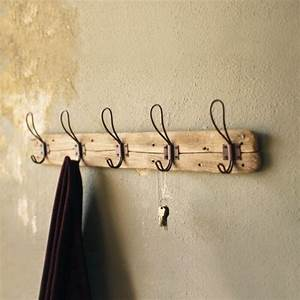 Porte Manteau Vintage : porte manteau mural vintage fabriquer 25 id es originales id es pour la maison pinterest ~ Teatrodelosmanantiales.com Idées de Décoration