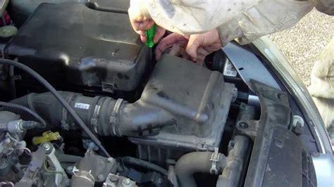 cambiosostituzione tutti  filtri gasolio cabina