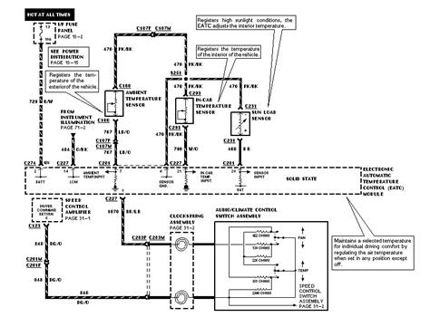 Powerpoint Hvac Wiring Diagram by Ford Eatc Electronic Automatic Temperature