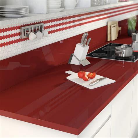 plan de travail cuisine stratifié leroy merlin plan de travail stratifié 1 brillant l 300 x p