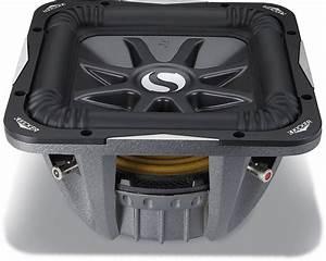 Kicker S10l7 10 U0026quot  1200 Watt Subwoofer Dual 2 Ohm L7