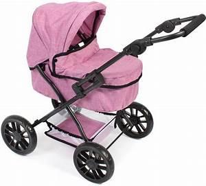 Puppenwagen Auf Rechnung : chic2000 puppenwagen picobello pink kaufen otto ~ Themetempest.com Abrechnung