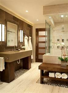 40 idees en photos comment incorporer l39ambiance zen for Ambiance salle de bain zen