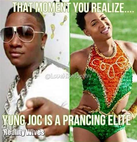 Yung Joc Memes - love hip hop atlanta memes