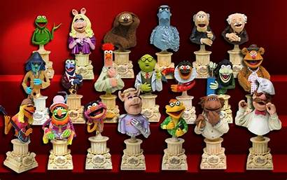 Muppet Busts Muppets Wiki Personages Wikia Fandom