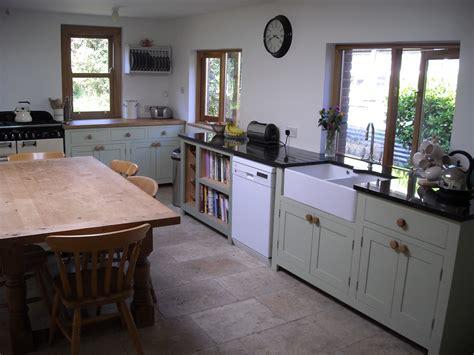 Curdridge Free Standing Kitchen  Higham Furniture
