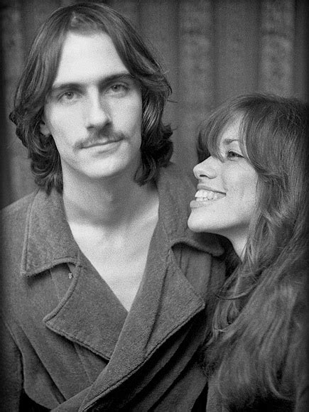 Carly Simon Says She And Ex James Taylor Don't Speak, But