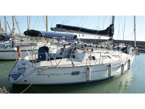 Jeanneau Sundance 36 Boats For Sale by Jeanneau Sundance 36 In Valencia Sailboats Used 70515
