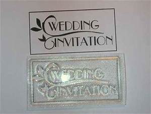 deco style wedding invitation clear stamp With wedding invite stamps uk