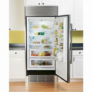 Kenmore Pro 16 5 Cu  Ft  Professional Size Refrigerator W