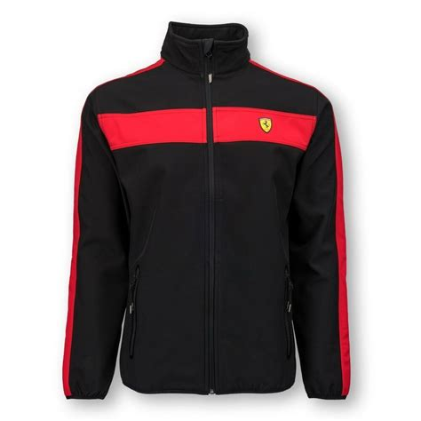 Shop the latest f1 team and leisurewear now from the official formula 1 store. Scuderia Ferrari Soft Shell Jacket - Black/Red | eBay