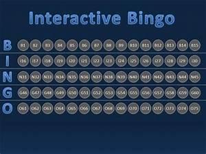 bingo interactive a education powerpoint template from With bingo powerpoint template