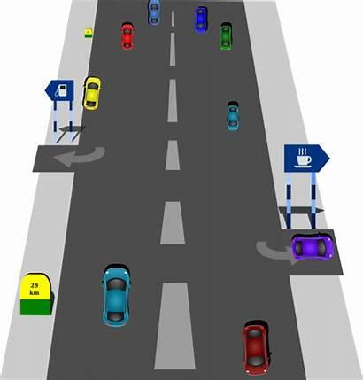 Road Clipart I2clipart Domain صوره سيارات طريق