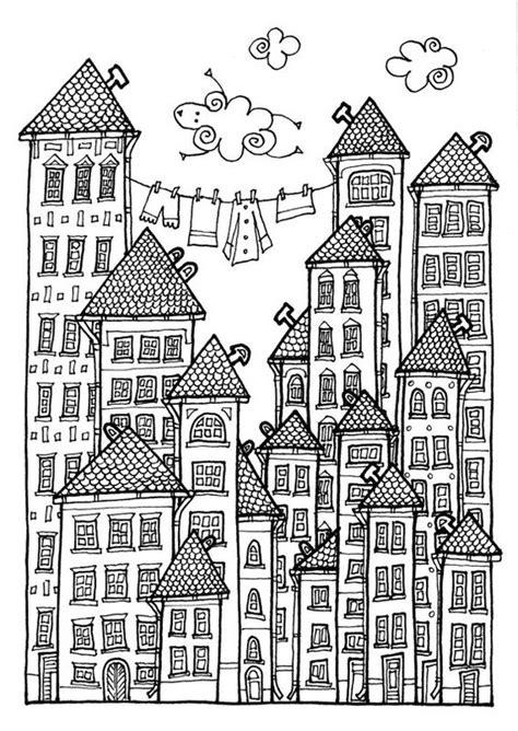 Moderne Häuser Zum Ausmalen by Haus Zum Ausmalen F 252 R Kinder 1ausmalbilder