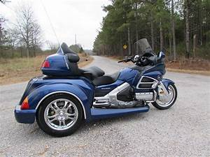 2014 HONDA GOLDWING GL1800 NEW ROADSMITH HTS1800 TRIKE