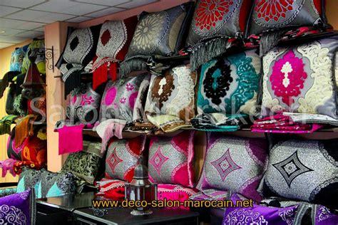 tissu pour canapé marocain khdadi de salon marocain à vendre déco salon marocain