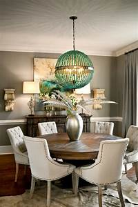 Rustic Industrial Design United States 72 Round Dining Table Room Transitional With