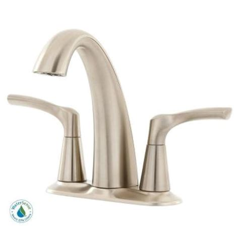 Home Depot Bathtub Faucets by Kohler Mistos 4 In Centerset 2 Handle Bathroom Faucet In